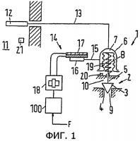 Патент 2495474 Клапанное устройство