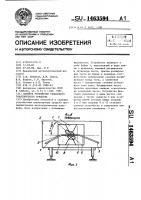 Патент 1463594 Сцепное устройство рельсового транспортного средства