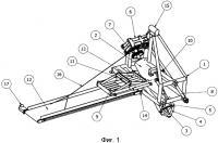 Патент 2492325 Способ заготовки кускового торфа и торфодобывающая машина