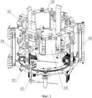 Патент 2659252 Робот для очистки изоляторов