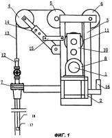 Патент 2345251 Насосная установка