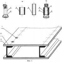 Патент 2261374 Заклепка и способ получения неразъемного заклепочного соединения