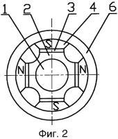 Патент 2444106 Ротор синхронной электрической машины и синхронная электрическая машина, содержащая такой ротор