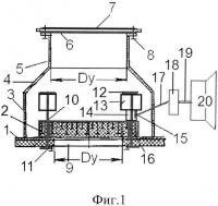 Патент 2652012 Взрывозащитный элемент с системой оповещения о чрезвычайной ситуации