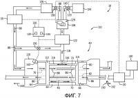 Патент 2651108 Система на основе ротационного изобарического обменника давления с системой смазывания