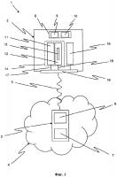 Патент 2659566 Устройство ввода/вывода данных и система связи