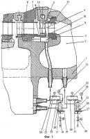 Патент 2319016 Цилиндр среднего давления паровой турбины