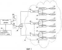 Патент 2446610 Потоковая подготовка к работе в amr/ami-служебных сетях