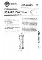 Патент 1339475 Оптическая система дискретного изменения увеличения