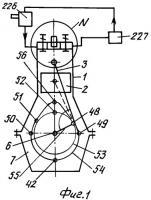Патент 2386825 Способ работы многотопливного теплового двигателя и компрессора и устройство для его осуществления (варианты)