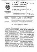 Патент 715271 Способ изготовления шихты порошковой проволоки
