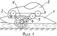 Патент 2600260 Приставка к колесным транспортным средствам