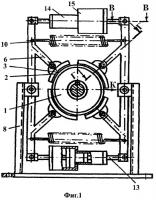 Патент 2295069 Колодочный тормоз с внешними колодками
