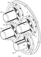 Патент 2538951 Имеющая высокий кпд электрическая машина с ясновыраженными полюсами, и способ ее изготовления