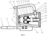 Патент 2533110 Гибкое запорно-пломбировочное устройство