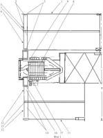 Патент 2380566 Ортогональный энергетический агрегат