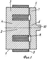 Патент 2454775 Индукторный генератор с торцевым возбуждением