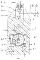 Патент 2244627 Пресс с эксцентриковым кривошипным приводом блока верхнего пуансона и способ его работы
