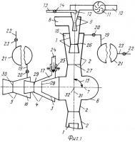 Патент 2417926 Летательный аппарат шестеренко