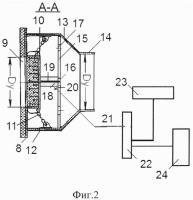 Патент 2642619 Взрывозащитная конструкция для ограждения взрывоопасных помещений производственных объектов