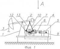 Патент 2463479 Привод для глубинно-насосной штанговой установки