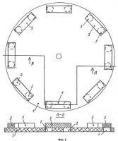 Патент 2505910 Электрическая машина с дисковым ротором