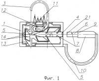Патент 2326032 Запорное устройство
