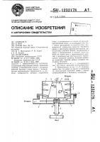 Патент 1232178 Измельчитель кормов