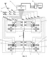 Патент 2365516 Способ оценки тормозной эффективности и устойчивости автомобиля, оборудованного антиблокировочной системой, способ оценки работоспособности антиблокировочной системы автомобиля и устройство для осуществления способов