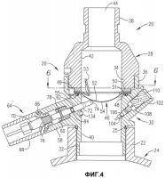 Патент 2493464 Клапан с импульсным приводом