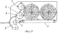 Патент 2311752 Измельчитель-раздатчик стебельчатых материалов