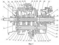 Патент 2395409 Многоступенчатая составная автомобильная трансмиссия, имеющая дополнительную секцию с тремя промежуточными валами