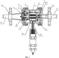 Патент 2564173 Турбодетандерная генераторная установка и система отбора энергии потока природного газа из газопровода