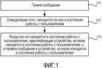 Патент 2662398 Способы, устройства, терминал и маршрутизатор для отправки сообщения