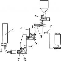 Патент 2394011 Способ изготовления изделия смесевого ракетного твердого топлива