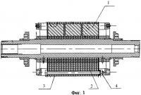 Патент 2346375 Способ сборки ротора высокооборотной электрической машины