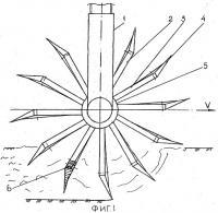 Патент 2483506 Ротационный рыхлитель-полольщик