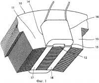 Патент 2422968 Устройство в электрической машине