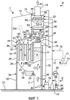 Патент 2556664 Мокрый скруббер для очистки отходящего газа