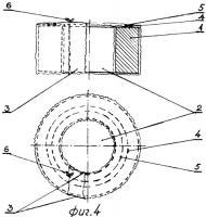 Патент 2341429 Сборно-разборный контейнер для хранения и транспортировки бухт проволоки