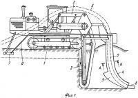 Патент 2279507 Способ строительства трубчатых дренажных систем в водонасыщенных грунтах и дреноукладчик для его осуществления