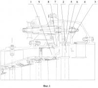 Патент 2636965 Ступень турбины заднего хода
