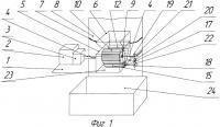 Патент 2372816 Переносное устройство для выделения семян из шишек