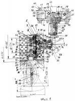 """Патент 2462851 Комплект универсального почвообрабатывающего сменного орудия, стоечно-корпусного микровибрационного привода с рабочими частями """"викост"""""""