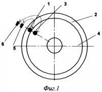 Патент 2262076 Датчик перемещения