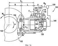 Патент 2612468 Способ и устройство для определения тормозного момента в тормозной системе для рельсового транспортного средства