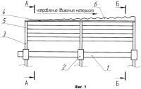 Патент 2388853 Секция трепальной машины для обработки лубяных волокон