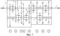 Патент 2599140 Многоступенчатая коробка передач типа 28r8