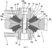 Патент 2492065 Шарнирное соединение сочлененного транспортного средства