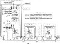 Патент 2392141 Способ действия электропневматического тормоза и устройство для его реализации